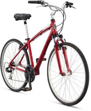 Bicicleta Schwinn Voyageur 2 R700 Urban Aluminio 21 Vel