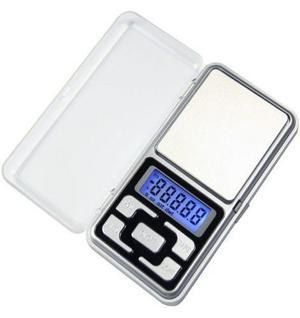 Báscula Digital Balanza Electrónica 500 Gramos g