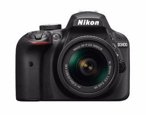 Camara Nikon D Mpmm Af-p Vr Con 16gb Mem Y Est