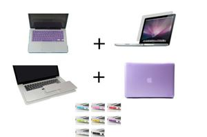 Combo 5 En 1 Funda Case Macbook Air 13 A Envio Gratis