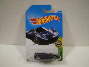 Enigma777 Hot Wheels 17 Pagani Huayra Roadster