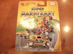 Hot Wheels Pop Culture Super Mario Kart