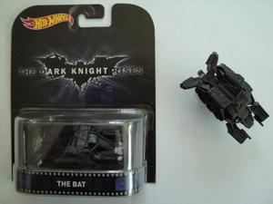 Hot Wheels Retro Batman The Dark Knigth Rises The Bat En Gra