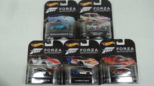 Hot Wheels Retro , Forza Motorsport Serie Completa