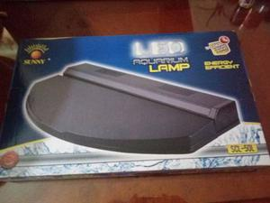 Lampara Sunny Led Para Pecera Estandar Panoramica