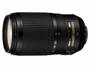 Lente Nikon mm F/g Ed If Af-s Vr Nikkor Zoom