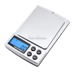 Mini Bascula Digital Gramera Joyera De 0.1grs A  Grs
