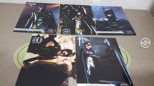 Batman peliculas lote 17 tarjetas de coleccion