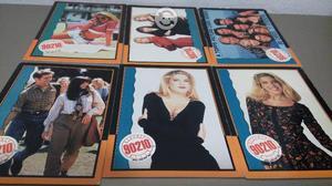 Beverly hills  lote 18 tarjetas de coleccion