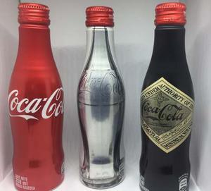 Botellas Coca Cola De Aluminio De Colombia