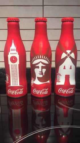 Botellas De Aluminio Coca Cola España