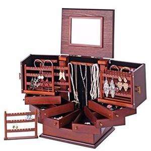 Caja De Joyería Caja Organizadora Rowling