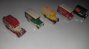 Carcachitas Coca Cola De Los 90s Coleccion Completa