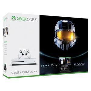Consola Xbox One S 500 Gb Ultimate Halo Bundle Nuevo