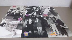 Elvis lote 18 tarjetas de coleccion