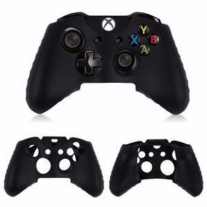 Funda De Silicon Para Control Xbox One 2 Piezas Y 4 Grips