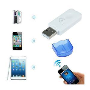 Receptor Bluetooth Recibe Audio Adaptador Usb El Mejor