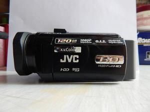 Videocamara Jvc Everio Gz-hd6u Con Disco Duro Para Piezas