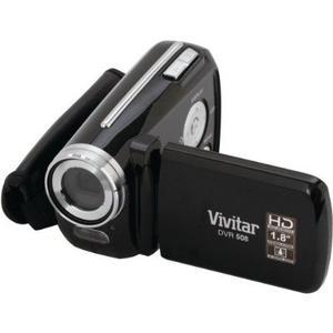 Vivitar 8 Mp Videocámara Digital Con Zoom De La Cámara De