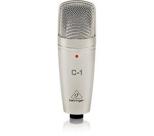 Behringer Micrófono Condensador C-1 Meses Sin Intereses