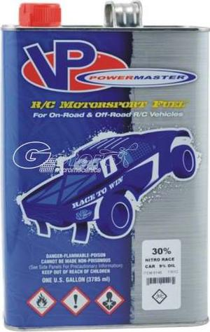 Combustible Powermaster Nitro 30% R/c Traxxas Hpi Red Cat