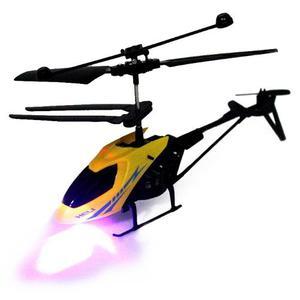 Dron Mini Helicoptero Rc Con Control Remoto