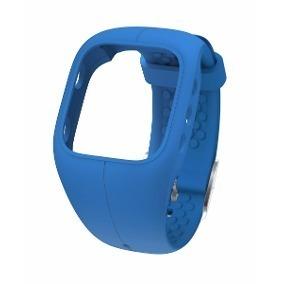 Extensible Correa Intercambiable Para Reloj Polar A300 Azul