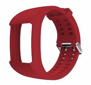 Extensible Correa Intercambiable Para Reloj Polar M600 Rojo