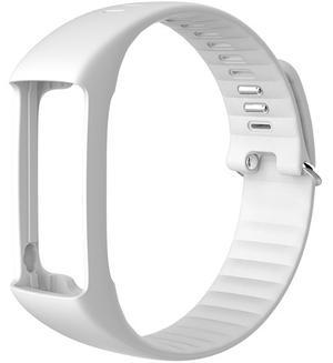 Extensible Correa Para Reloj Polar A360 Y A370 Blanco Median