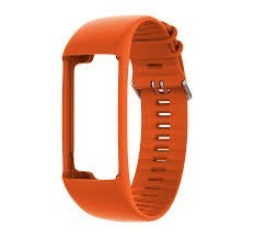 Extensible Correa Para Reloj Polar A360 Y A370 Naranja