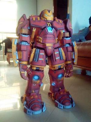 Hulkbuster (the Avengers 2) (para Armar En Papel)
