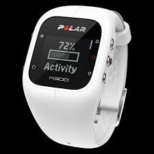 Reloj Polar A300 Blanco Para Fitness Gym Envio Gratis