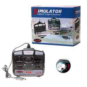 Simulador De Rc Helicptero De 6 Canales
