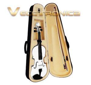 Violin 4/4 Variedad De Colores Con Padrisimos Regalos.