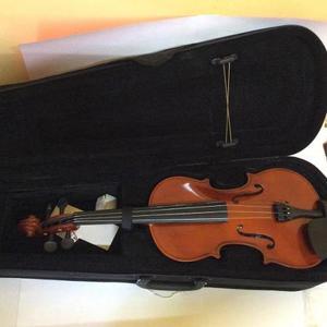 Violin Paris 4/4 Estuche Brea De Alta Calidad Garantizado