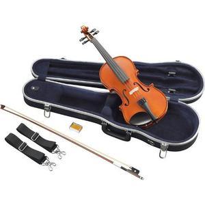 Yamaha Violin 1/2 V3ska Con Estuche Brea Arco Envio Gratis