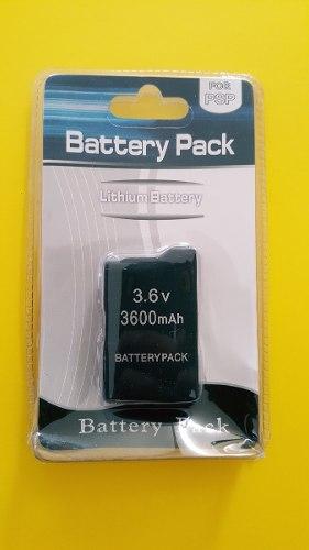 Bateria Recargable Para Psp Fat(v  Mah Nueva