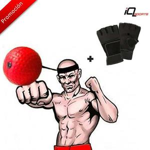 Boxing Reflex Ball Bola Para Boxeo Muay Thai Box Mma