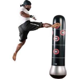 Costal Inflable Para Deporte Mma Target Bag Boxeo