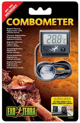 Higrometro Con Tã©rmometro Para Reptiles Terrario Humedad