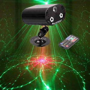 Iluminación Led Efecto Discotecalaser + Led Control