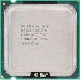 Intel® Pentium® Processor Em Cache, 3.00 Ghz, 800