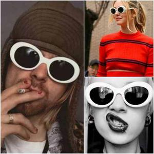 Lentes Gafas De Sol Nirvana Kurt Cobain Unisex Envio Gratis!