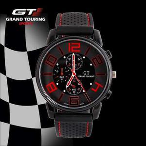 Lote De 12 Relojes Hombre Gt04 Sport Tipo Militar
