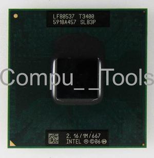 Procesador Intel Pentium Dual Core T Ghz Slb3p