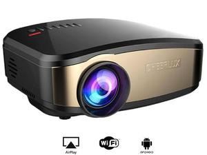 Proyector Cheerlux Led Wifi Full Hd Airplay Android  Lum