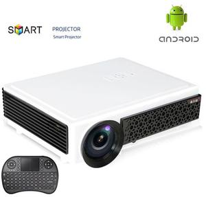 Proyector Profesional Smart Android  Lumens Miniteclado