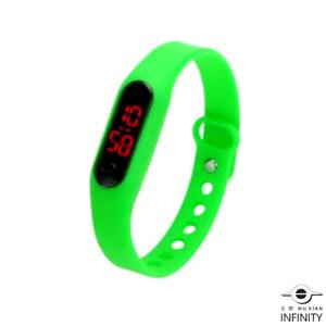 Reloj Para Niño Slim Colores (mayoreo)