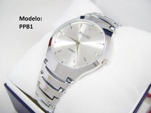 Relojes. R A D O. Varios Modelos Envio Y Estuche Gratis