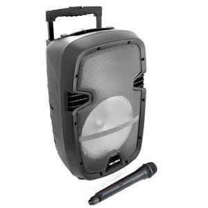 Velikka Bafles Amplificada Usb Sd Bluetooth 10pul Vkk-110l B